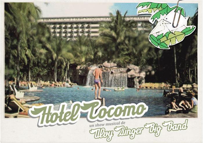 Alvy Singer Big Band presenta Hotel Cocomo